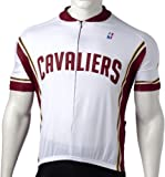 NBA Cleveland Cavaliers Women's Jersey, White , Small Amazon.com