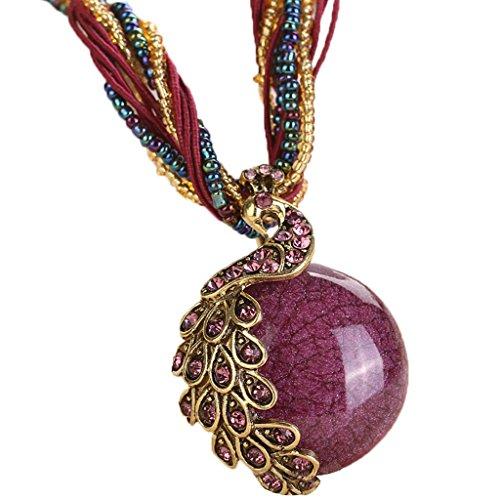 Leka Neil Fashion Jewelry Necklaces Retro Bohemia Style Best Friend Necklaces