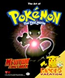 The Art of Pokemon, The First Movie: Mewtwo Strikes Back! (1569314276) by Shudo, Takeshi