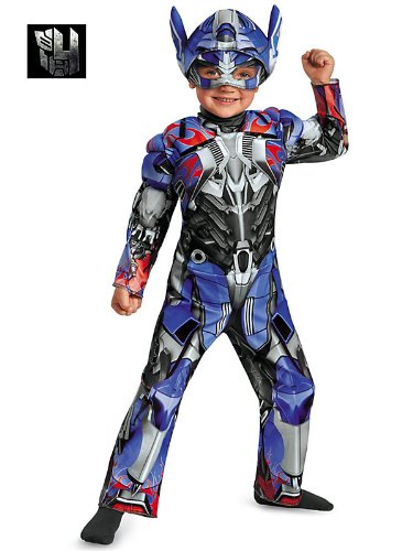 Transformers: Optimus Prime Muscle Toddler Costume