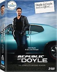 Republic of Doyle: The Complete Second Season