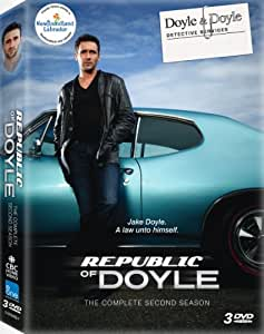 Republic of Doyle: The Complete Second Season