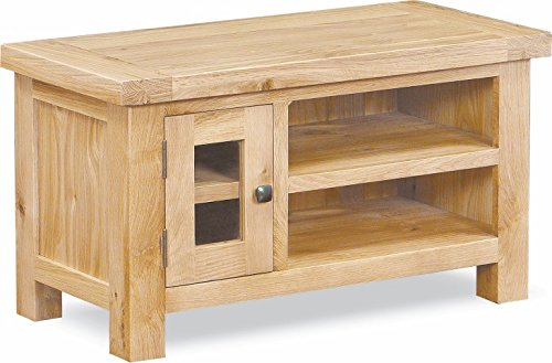 Global Home Products Collection 21 TV Unit, Wood, Brown
