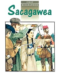 Sacagawea Sb (First Biographies (Raintree Paperback))