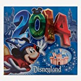 DISNEYLAND 2014 Sorcerer Mickey Photo Album - Disney Parks Exclusive & Limited Availability