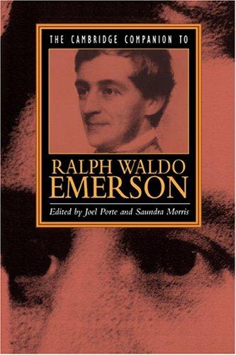 The Cambridge Companion to Ralph Waldo Emerson (Cambridge Companions to Literature)