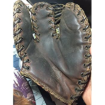 VINTAGE 1940's SPALDING 139T BASEBALL GLOVE NICE CONDITION RARE!