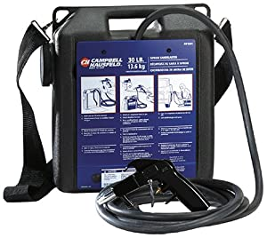 Campbell Hausfeld At1251 30 Pound Capacity Sandblaster Power Sand Blasters