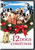 Cover art for  The 12 Dogs of Christmas