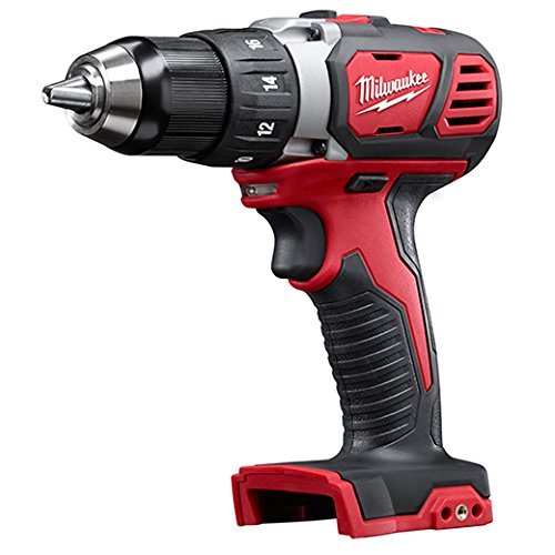Milwaukee 2697-22 M18 18-Volt 1/2-Inch 2-Tool Combo Kit Includes Charger, Battery (2) and Bag