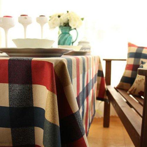 X&L Tablecloth table tablecloth tea cloth tablecloth fashion tablecloth , 2 , 140x180