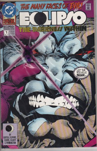 Eclipso #1 First Issue Comic Book