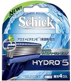 シック ハイドロ5 替刃 (4コ入)