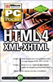 echange, troc Micro application - PC poche HTML 4, XML, XHTML