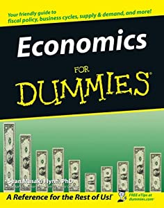 Cover of &quot;Economics For Dummies&quot;