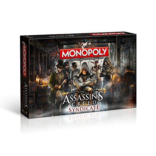Monopoly – Assassins Creed Syndicate DE