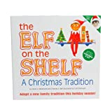 Elf on the Shelf:A Christmas Tradition (blue-eyed boy scout elf)