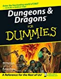 Dungeons & Dragons For Dummies (For Dummies (Lifestyles Paperback)) (0764584596) by Slavicsek, Bill