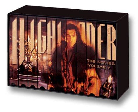 Highlander - The Series, Season 5 Video Set