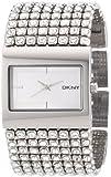 Dkny - NY4661 - Montre Homme - Quartz Analogique - Cadran Argenté - Bracelet Orné
