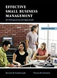 Effective Small Business Management (8th Edition)