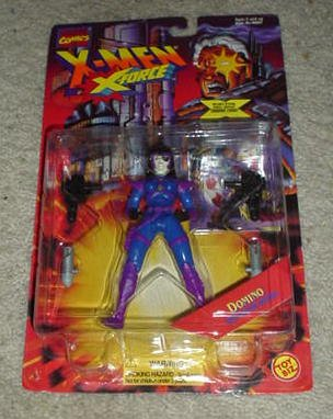 X-Men: X-Force Domino Action Figure