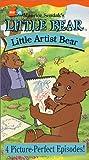 Little Bear - Little Artist Bear [VHS]