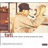 Jacques Tati (Jours de fête / Mon oncle / Les vacances de Monsieur Hulot / Playtime) - Digipack