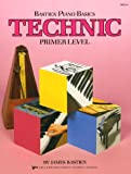 WP215 - Bastien Piano Basics Technic Primer Level