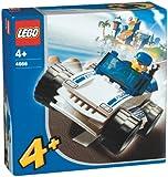 Produktbild von Lego 4JUNIORS 4666 - Polizei Streifenwagen
