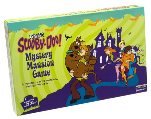 Scooby doo Mystery Mansion Game 021853040081