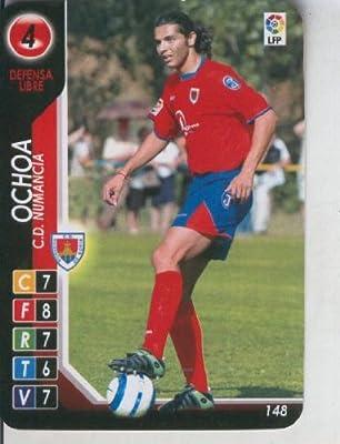 Derby Total 2004-2005: C.D.Numancia numero 04: Ochoa