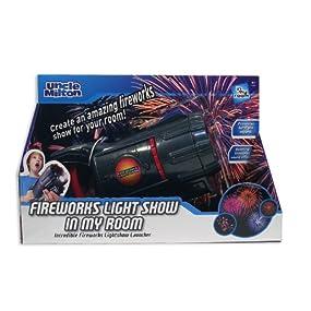 新感覚おもちゃ バズーカ感覚で打ち上げが楽しめる花火プロジェクター 「どこでも花火バズーカ」