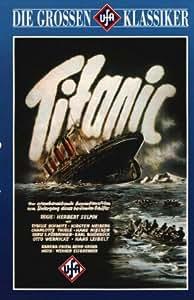 amazoncom titanic vhs sybille schmitz hans nielsen