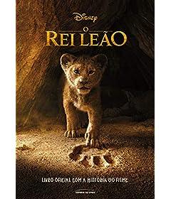 O Rei Leão: livro oficial com a história do filme