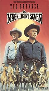 The Magnificent Seven [VHS]