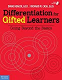img - for Differentiation for Gifted Learners: Going Beyond the Basics book / textbook / text book
