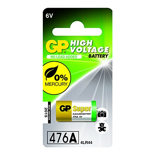 GP Batteries 080476AC1 Pile 476 A P X 28 A/4LR44/6 V