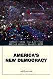 img - for America's New Democracy (6th Edition) (Penguin Academics) book / textbook / text book