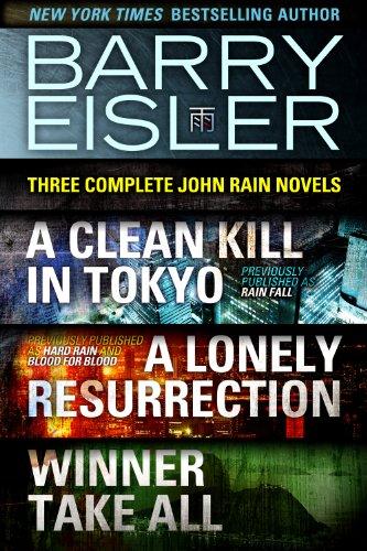 Barry Eisler - All the Rain: Part One