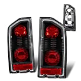 SPPC Black Euro Tail Lights For Suzuki Vitara - (Pair)