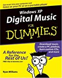 WindowsXP Digital Music For Dummies