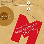 Sehr geehrter Herr M. | Herman Koch