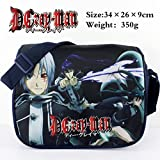 Never Gone D.Gray-man Style Fashion Crossbody Bag School Bag Messenger Bag Different Kind to Choose For Collection