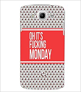 PrintDhaba Quote D-3832 Back Case Cover for SAMSUNG GALAXY MEGA 5.8 (Multi-Coloured)