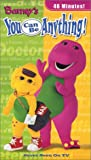 Barney - You Can Be Anything [VHS]