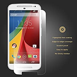 INFINITO Premium Curved (2.5D,9H Hardness) Tempered Glass Screen protector HTC Desire 530