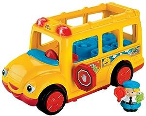 Fisher-Price Little People Stop 'n Surprise School Bus