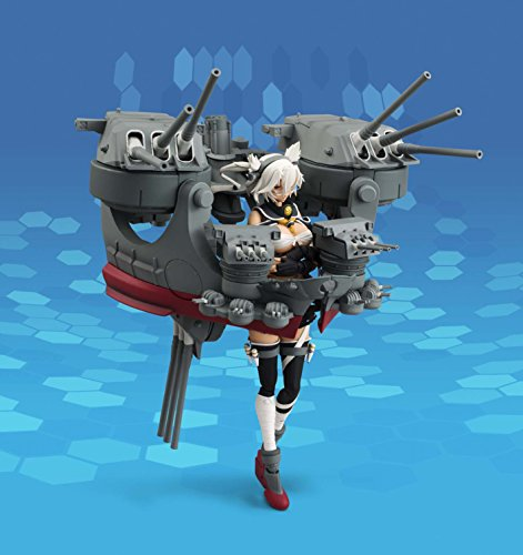 アーマーガールズプロジェクト 艦これ 武蔵改 約140mm ABS&PVC製 塗装済み可動フィギュア