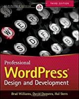 Professional WordPress: Design and Development, 3rd Edition Front Cover